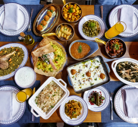 SAMAKJÉ'S SPECIALLY CURATED IFTAR MENU